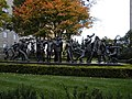 """Community"", by Kirk Newman (2001) - Toronto, Canada.jpg"