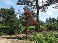 """""""Free Bird"""" Sculpture - geograph.org.uk - 453306.jpg"""