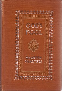 God's Fool cover