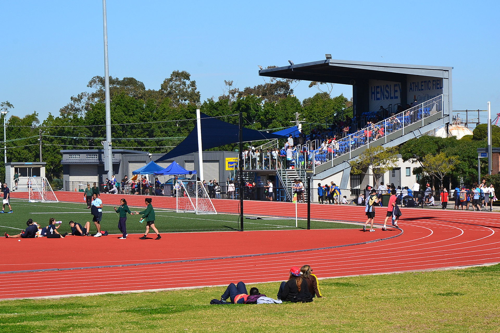 Hensley Athletic Field Wikipedia