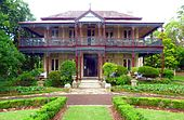 Boronia House, built in 1885