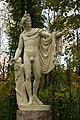 «Аполлон Бельведерский» главная аллея (Копия скульптуры).JPG
