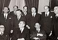 Ángel Faivovich, Eduardo Frei, Hugo Zepeda, Presidente del Senado.JPG