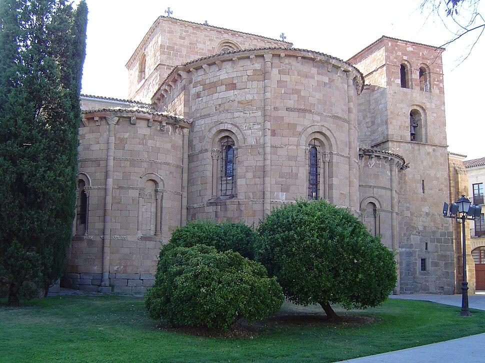 Ávila, ábside de San Pedro
