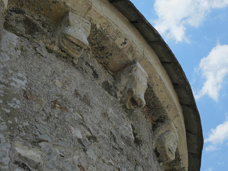 Église Notre-Dame de Martinvast, Manche