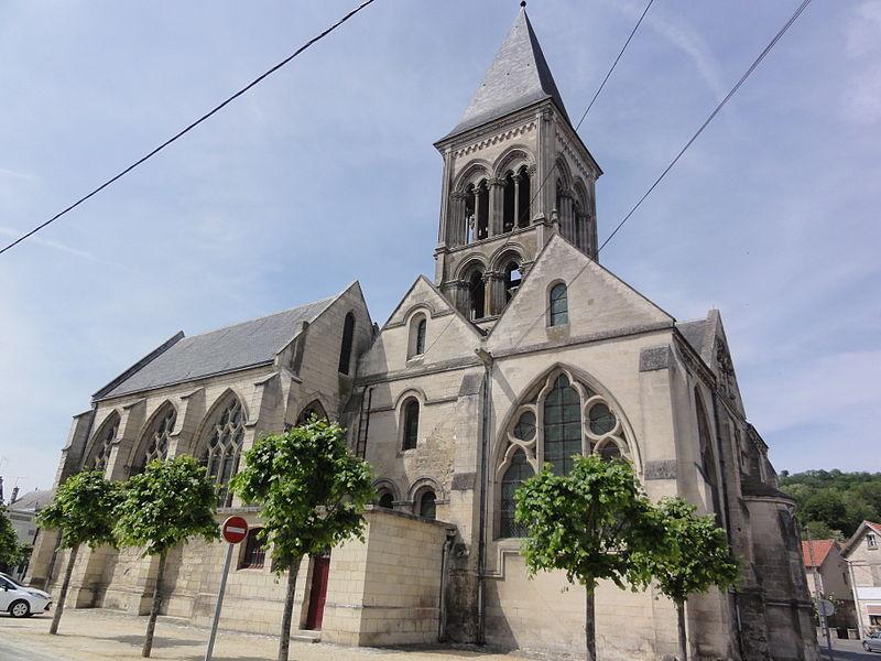 Église Notre-Dame de Vailly-sur-Aisne