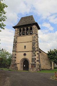 Église Saint-Martin - Façade Ouest.JPG