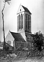 Church of Étréham, 19th century