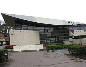 Émerainville - The town hall of Émerainville