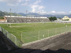 Estádio Ítalo del Cima - Estádio Ítalo del Cima (2013)
