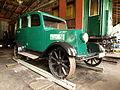 Železniční muzeum Výtopna Jaroměř inspection car pic4.JPG