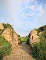Αρχαία Νικόπολη. Η είσοδος του σταδίου. - panoramio.jpg