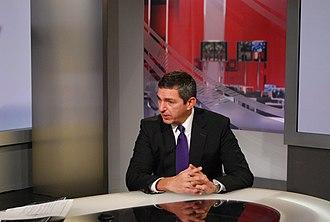 Stavros Lambrinidis - Foreign Minister's Stavros Lambrinidis interview on BBC News in October 2011