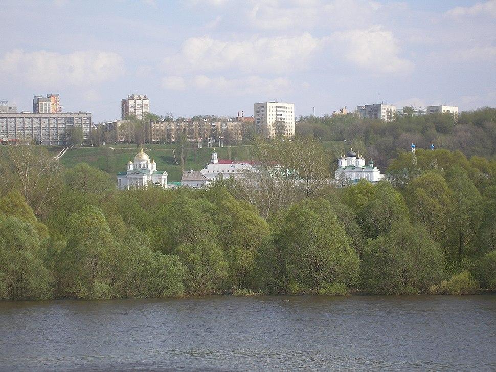 Благовещенский монастырь, общий вид (1)