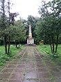 Братські могили воїнів Радянської армії смт. Товсте.jpg