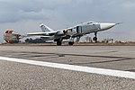 Будни авиагруппы ВКС РФ на аэродроме Хмеймим в Сирии (42).jpg