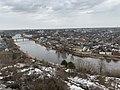 Вид на город с Надвратной Спасской церкви Борисоглебского монастыря.jpg