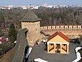 Владича вежа, колишня повітова скарбниця - зараз музей книги.jpg