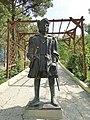 Геленджикский Сафари-парк. Скульптура Христофора Колумба - panoramio.jpg