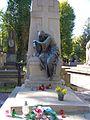 Гробниця, в якій похований Шашкевич М., видатний український поет Львів вул. Мечнікова, Личаківське кладовище.JPG