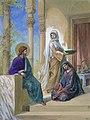 Г. Гагарин. Христос у Марфы и Марии.jpg