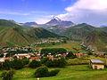 Казбеги и гора Казбек.jpg
