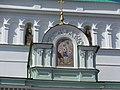 Красная башня Портал над Святыми вратами Троице-Сергиева Лавра.JPG