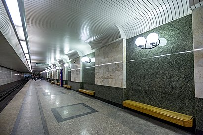 How to get to Улица Старокачаловская with public transit - About the place