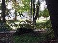 Минеральный парк, объекты парка (велосипед), Старая Русса.jpg