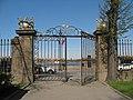 Мраморный дворец, ворота со стороны Дворцовой.jpg