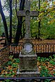 Новодевичье кладбище. Могила Я.Грот.jpg