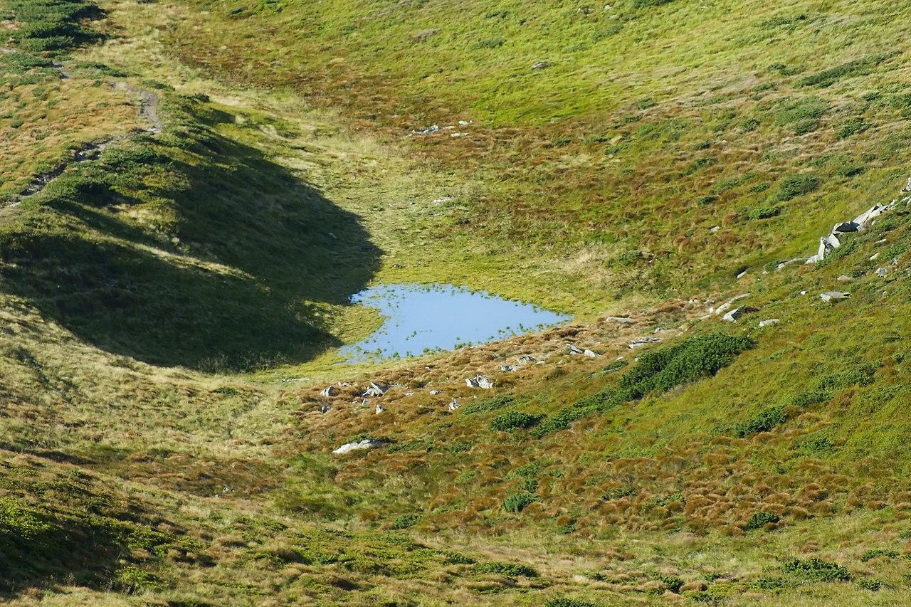Озеро Озерце Нявчин Перстень