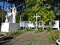 Пам'ятний знак воїнам-землякам, які загинули в роки Другої світової війни, с. Байківці.JPG