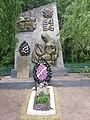 Пам'ятник учасникам ІІ Світової війни у селі Кунин.jpg