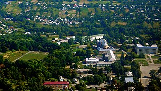 Tyvriv Urban locality in Vinnytsia Oblast, Ukraine