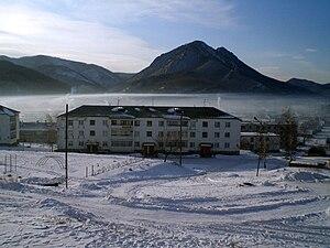 Dalnegorsk - Goreloye Microdistrict in Dalnegorsk