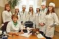 ТДМУ - Катедра внутрішньої медицини № 1 - Надія Пасєчко та Людмила Наумова зі студентами - 15115325.jpg
