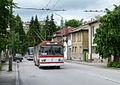 Тролейбус ЗиУ-682 в Габрово.jpg