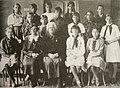 Ф.И.Аввакумова среди учеников.1939.JPG