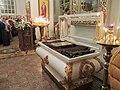 Церковь Лонгина Коряжемского. Власяница и вериги.JPG
