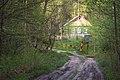Шлагбаум около домика лесника (2015.05) - panoramio.jpg