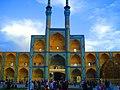 اوج هنر معماری باستان در مسجد جامع یزد - panoramio.jpg