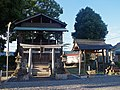 国栖神神社 下市町阿知賀(西中村) 2012.9.16 - panoramio.jpg