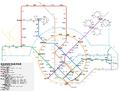新加坡地铁与轻轨系统路线图.png