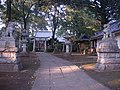 氷川神社(豊玉) Toyotama Hikawa shrine - panoramio.jpg