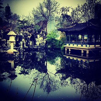 Hefei - Image: 浮莊