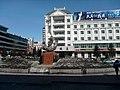 黑龙江大兴安岭地区加格达奇市 站前街 - panoramio.jpg
