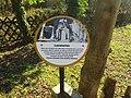 -2019-02-26 Information sign, Lavatories, Honing railway station.JPG