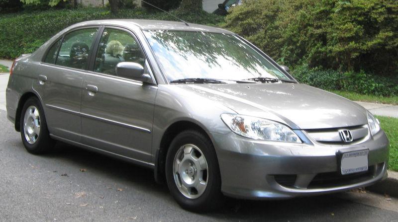 Honda civic - Fuel Efficient Used Cars
