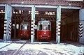 066R14280180 Remise Ottakring Maroltingergasse, Strassenbahn Linie J, Typ C1 151, Typ C1 137.jpg